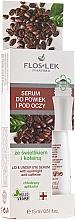 Fragrances, Perfumes, Cosmetics Eyebright & Caffeine Eye Serum - Floslek Eye Care Serum