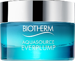 Fragrances, Perfumes, Cosmetics Cream for Sensitive Skin - Biotherm Aquasource Everplump Moisturizer Cream