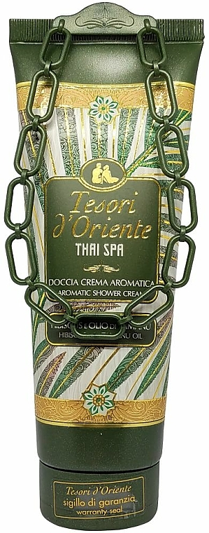 Hibiscus & Tamanu Oil Shower Gel Cream - Tesori d'Oriente Thai Spa