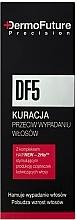 Fragrances, Perfumes, Cosmetics Anti Hair Loss Treatment Course - DermoFuture DF5 Course Against Hair Loss
