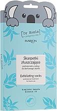 Fragrances, Perfumes, Cosmetics Exfoliating Socks - Marion Dr Koala Exfoliating Socks