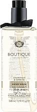 "Fragrances, Perfumes, Cosmetics Liquid Hand Soap ""Grapefruit and Verbena"" - Grace Cole Boutique Grapefruit & Verbena Hand Wash"