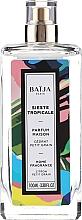 Fragrances, Perfumes, Cosmetics Home Aroma Spray - Baija Sieste Tropicale Home Fragrance