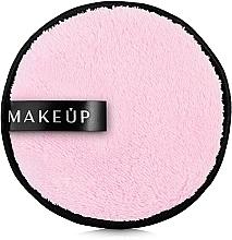 "Fragrances, Perfumes, Cosmetics Cleansing Sponge ""My Cookie"", pink - MakeUp Makeup Cleansing Sponge Pink"