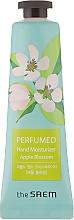 "Fragrances, Perfumes, Cosmetics Perfumed Hand Cream ""Apple Blossom"" - The Saem Perfumed Apple Blossom Hand Moisturizer"