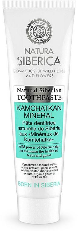 "Toothpaste ""Kamchatka Mineral"" - Natura Siberica"