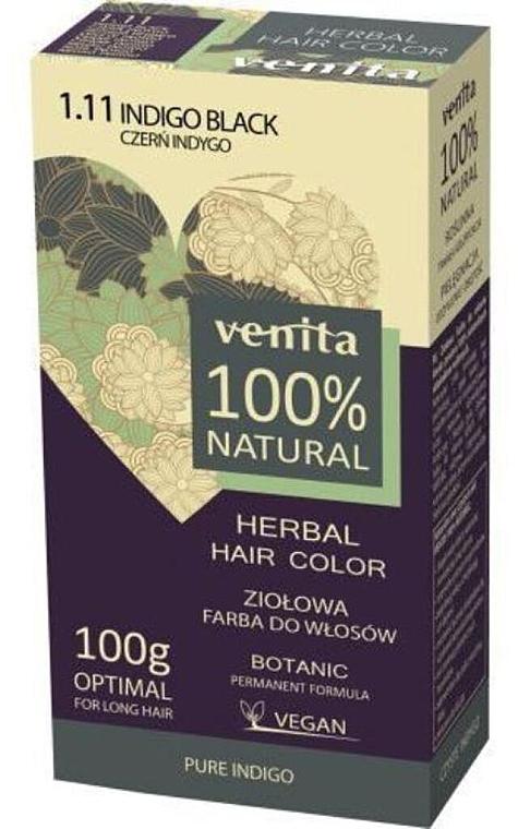 Hair Henna - Venita Natural Herbal Hair Color