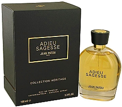 Fragrances, Perfumes, Cosmetics Jean Patou Collection Heritage Adieu Sagesse - Eau de Parfum