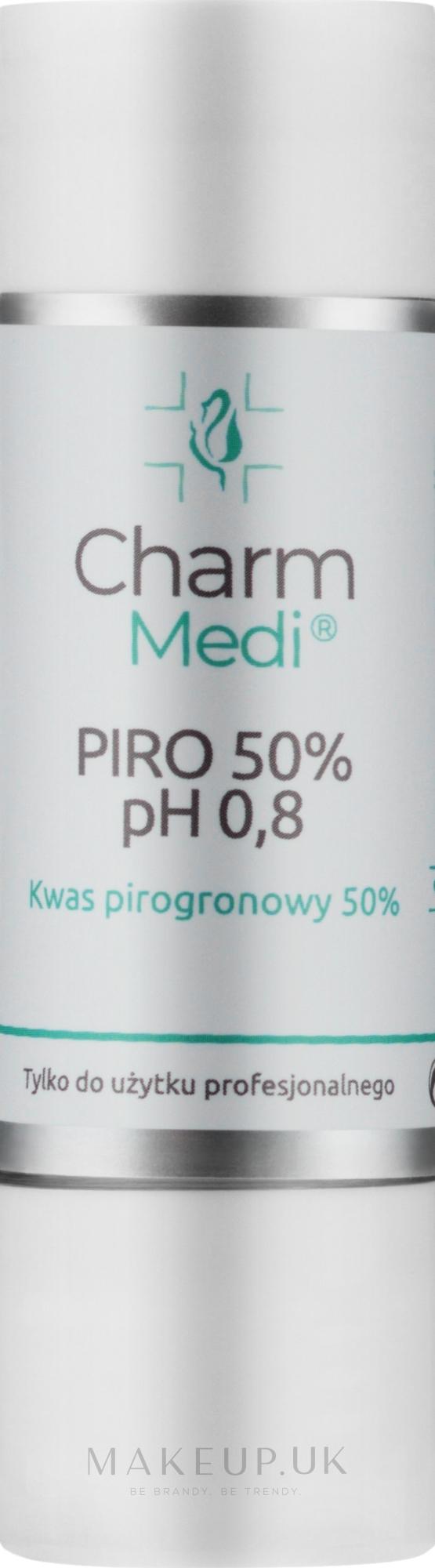 Pyruvic Acid - Charmine Rose Charm Medi Pyruvic Acid 50% — photo 30 ml