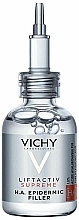 Fragrances, Perfumes, Cosmetics Hyaluronic Acid Prolonged-Action Serum-Filler - Vichy Liftactiv Supreme H.A Epidermic Filler