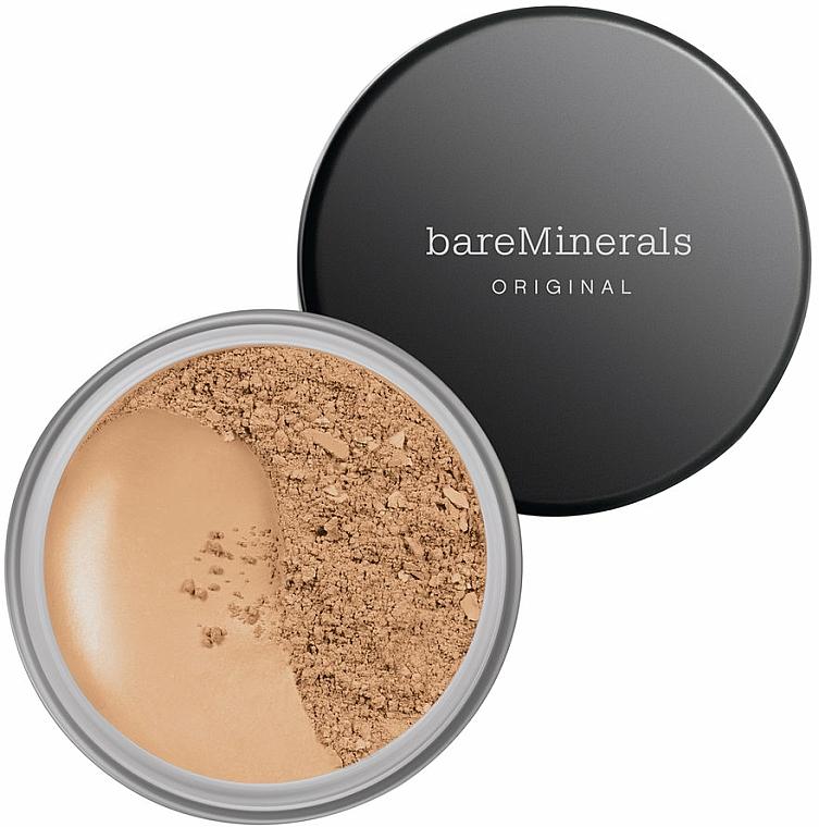 Face Cream-Powder - Bare Escentuals Bare Minerals Original Foundation SPF15