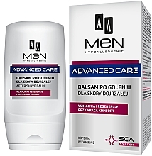 Fragrances, Perfumes, Cosmetics After Shave Balm for Mature Skin - AA Men Advanced Care After Shave Balm For Mature Skin