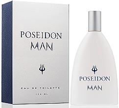 Fragrances, Perfumes, Cosmetics Instituto Espanol Poseidon - Eau de Toilette