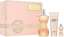Fragrances, Perfumes, Cosmetics Jean Paul Gaultier Classique - Set (edt/100ml + edt/5ml + b/lot/75ml)