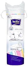 Fragrances, Perfumes, Cosmetics Cotton Pads, round, 80 pcs - Bella