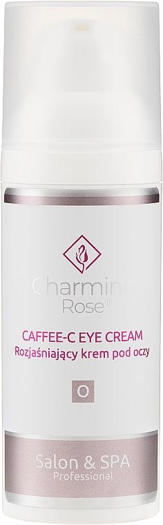 Brightening Eye Cream - Charmine Rose Caffee-C Eye Cream — photo N3