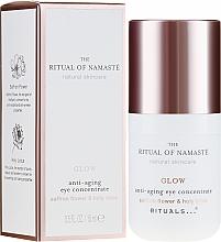 Fragrances, Perfumes, Cosmetics Anti-Aging Eye Cream - Rituals The Ritual Of Namaste Anti-Aging Eye Concentrate