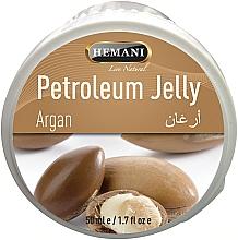 Fragrances, Perfumes, Cosmetics Vaseline with Argan Oil - Hemani Petroleum Jelly With Argan