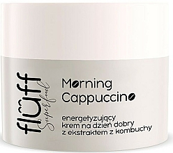 Fragrances, Perfumes, Cosmetics Day Cream for Face - Fluff Morning Cappuccino Day Face Cream