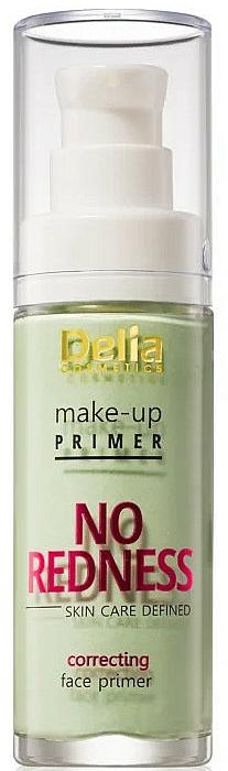 Primer - Delia Cosmetics No Redness Make Up Primer