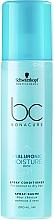 Fragrances, Perfumes, Cosmetics Conditioner Spray - Schwarzkopf Professional Bonacure Hyaluronic Moisture Kick Spray Conditioner