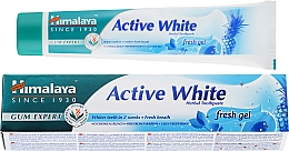 Fragrances, Perfumes, Cosmetics Toothpaste - Himalaya Herbals Active White Fresh Gel