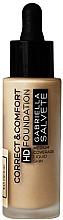 Fragrances, Perfumes, Cosmetics Foundation - Gabriella Salvete Correct & Comfort Foundation