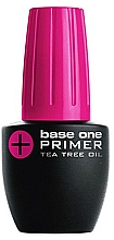 Fragrances, Perfumes, Cosmetics Nail Primer - Silcare Base One Primer Tea Tree Oil