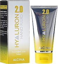 Fragrances, Perfumes, Cosmetics Hand Fluid Balm - Alcina Hyaluron 2.0