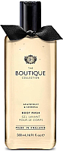 "Fragrances, Perfumes, Cosmetics Shower Gel ""Grapefruit and Verbena"" - Grace Cole Boutique Grapefruit & Verbena Body Wash"