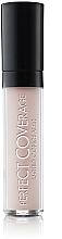 Fragrances, Perfumes, Cosmetics Face Corrector - Flormar Perfect Coverage Liquid Concealer