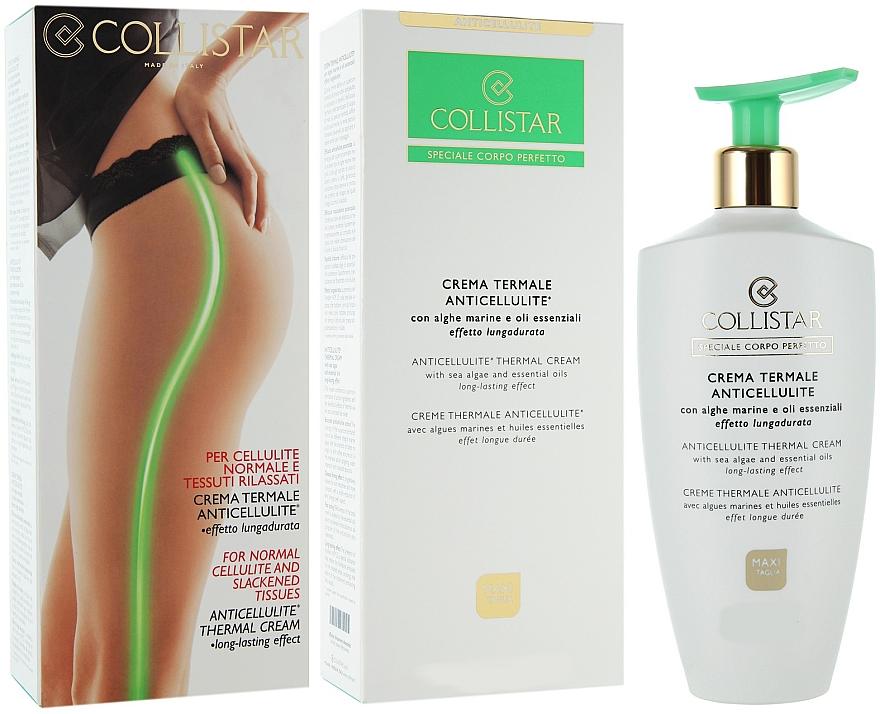Anti-Cellulite Thermal Cream - Collistar Anticellulite Thermal Cream