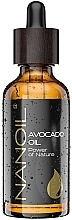 Fragrances, Perfumes, Cosmetics Avocado Oil - Nanoil Body Face and Hair Avocado Oil