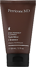Fragrances, Perfumes, Cosmetics Nourishing Face Cleanser for All Skin Types - Perricone MD High Potency Classics Nutritive Cleanser