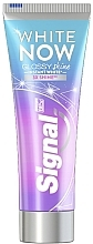 Fragrances, Perfumes, Cosmetics Whitening Toothbrush - Signal White Now Glossy Shine Toothpaste