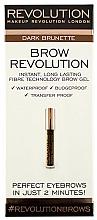 Fragrances, Perfumes, Cosmetics Brow Gel - Makeup Revolution Brow Revolution Brow Gel