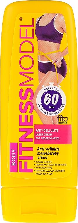 """Body Laser-Cream """"Anti-Cellulite"""" - Fito Cosmetic Fitness Model"""