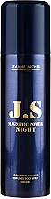 Fragrances, Perfumes, Cosmetics Jeanne Arthes J.S Magnetic Power Night - Deodorant-Spray