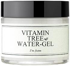 Fragrances, Perfumes, Cosmetics Vitamin Face Gel - I'm From Vitamin Tree Water-Gel