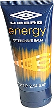 Fragrances, Perfumes, Cosmetics Umbro Energy After Shave Balm - After Shave Balm
