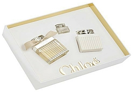 Fragrances, Perfumes, Cosmetics Chloe - Set (edp/75ml + b/lot/100ml + edp/5ml)