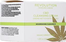 Fragrances, Perfumes, Cosmetics Cleansing Face Cream - Revolution Skincare CBD Cleansing Cream