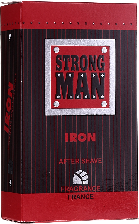 After Shave Lotion - Strong Men After Shave Iron