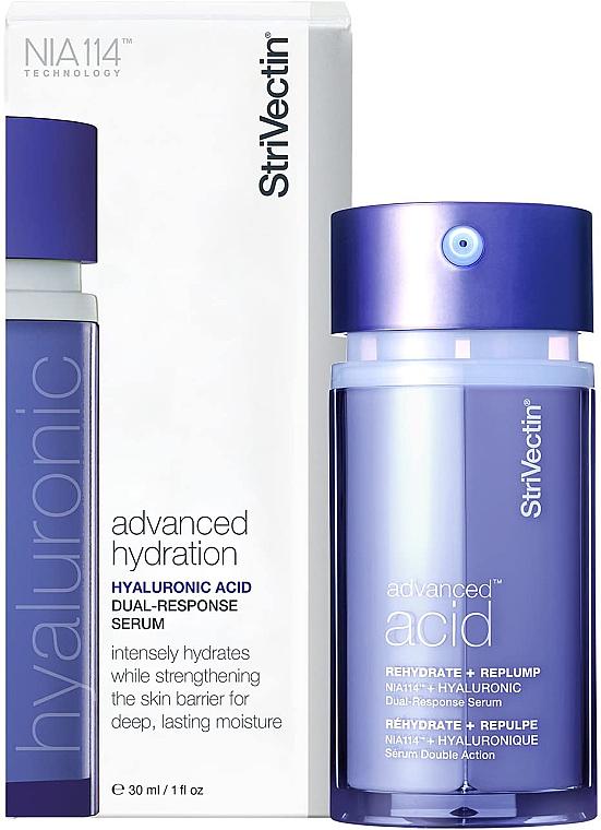 Hyaluronic Facial Dual-Response Serum - StriVectin Advanced Acid Hyaluronic Dual-Response Serum