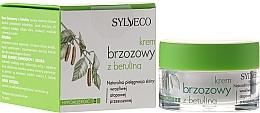 Fragrances, Perfumes, Cosmetics Birch Cream with Betulin - Sylveco Hypoallergic Birch Day And Night Cream