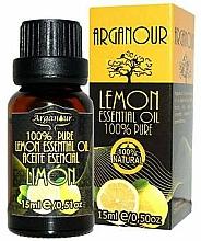 Fragrances, Perfumes, Cosmetics Limon Essential Oil - Arganour Essential Oil Lemon