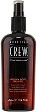 Fragrances, Perfumes, Cosmetics Medium Hold Spray-Gel - American Crew Classic Spray Gel