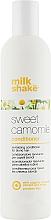 Fragrances, Perfumes, Cosmetics Repair Hair Conditioner - Milk Shake Sweet Camomile Conditioner