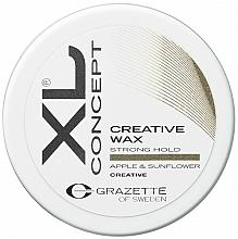 Fragrances, Perfumes, Cosmetics Hair Wax - Grazette XL Concept Creative Wax