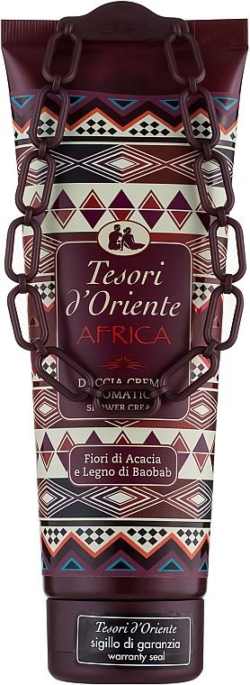 Tesori d`Oriente Africa - Shower Cream